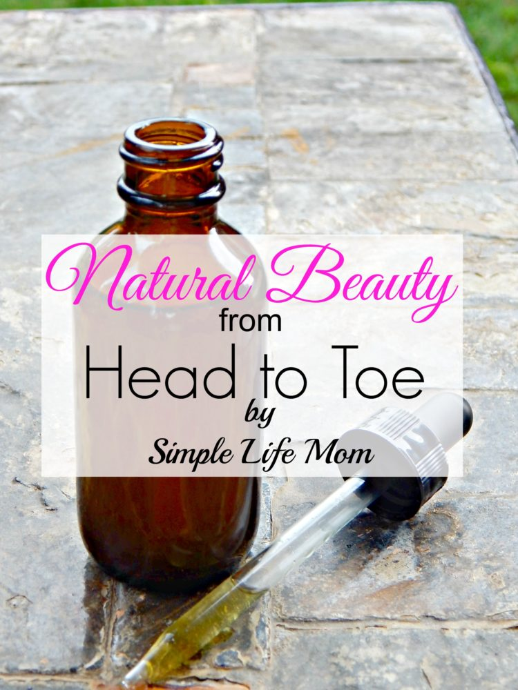 21 Beauty and Body Recipe E-book Giveaway