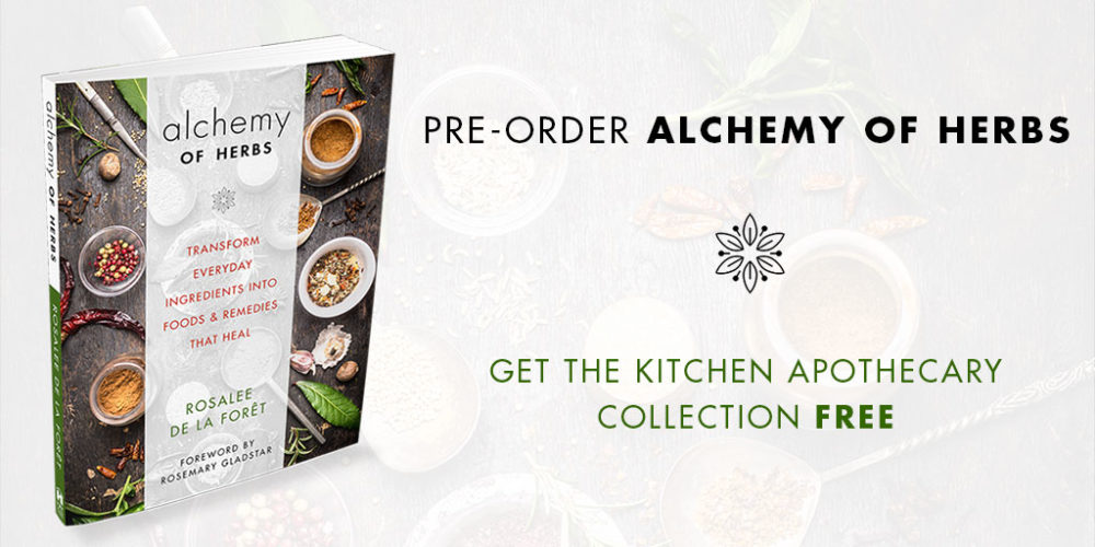 Homestead Blog Hop - Preorder Alchemy of Herbs
