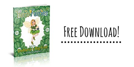 Check out the free download for Herb Fairies. A great way to teach your children about herbs.