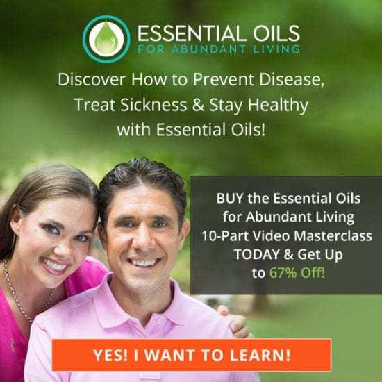 Energizing Essential Oil Blend - Essential Oils for Abundant Living