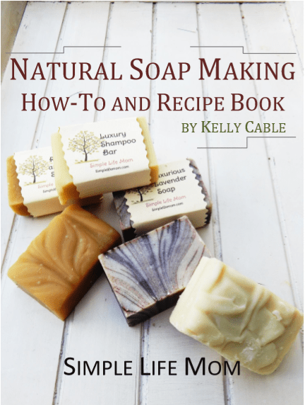 Natural Soap Making How-to and Recipe