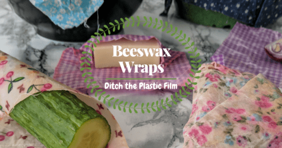 Homestead Blog Hop Feature - Beeswax Wraps