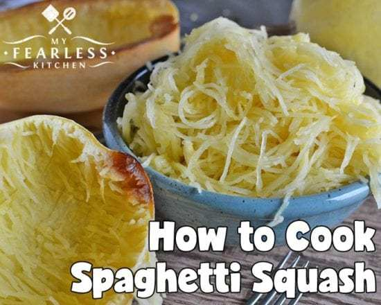 Homestead Blog Hop Feature - How to Cook Spaghetti Squash