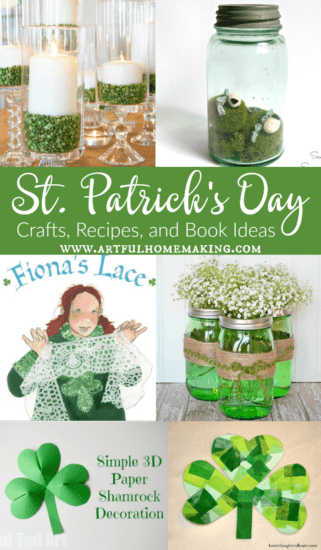 Hoemstead Blog Hop Feature - St.-Patricks-Day-Crafts-Recipes-and-Books