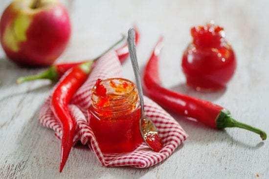 Homestead Bog Hop Feature - easy chili jam