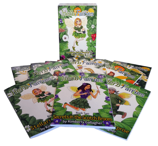 Herb Fairies Book Club
