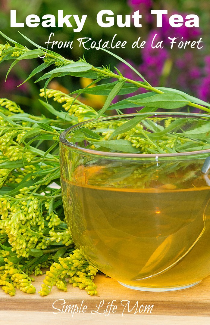 Leaky Gut Tea – Herbal Digestion Aid
