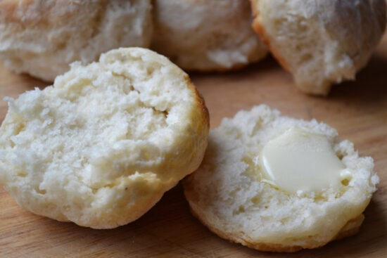 Homestead Blog Hop Feature - Buttermilk Biscuits