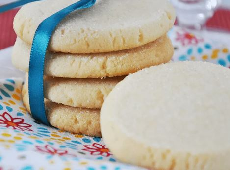 12 Christmas Cookie Recipes - Amish Sugar Cookies Our Homestead