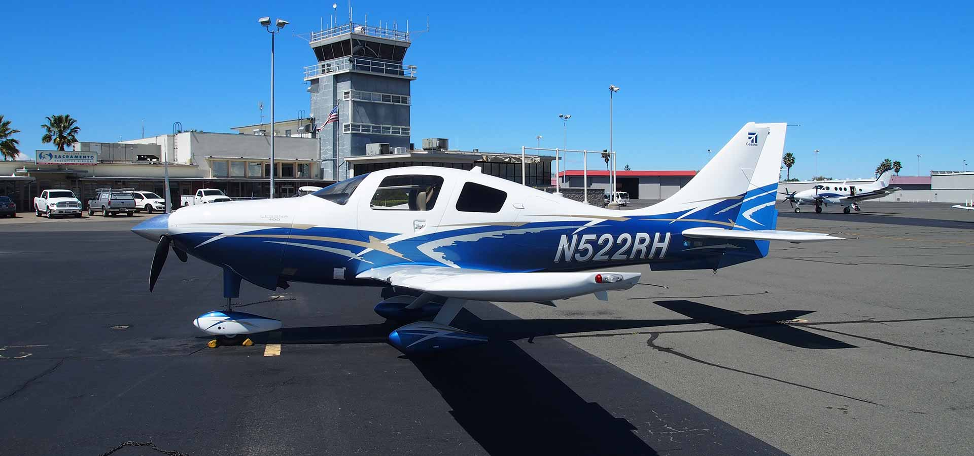 Executive Flyers Learn To Fly Sacrament Cessna 400 Columbia Corvalis