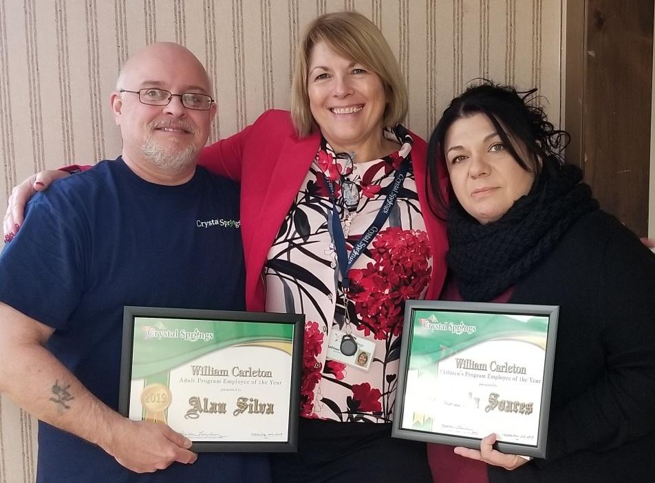2019 Employee of the Year Winners