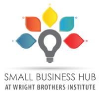 Air Force Research Lab Small Business Hub Logo