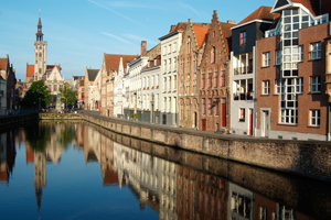 cultural travel immersion - explore belgium