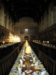 Family cultural immersion abroad - harry potter - oxford