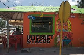Language Programs Abroad - internet & tacos