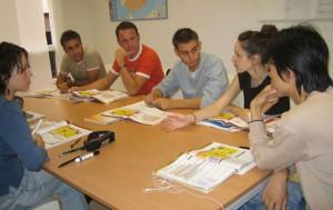 Language Programs Abroad - language school - classroom