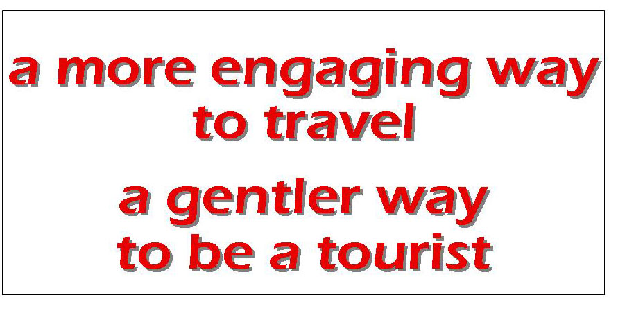 cultural travel immersion - more engaging way to travel