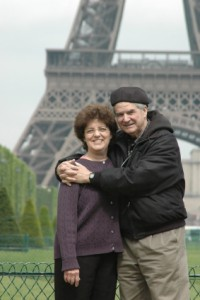 Seniors Cultural Travel - seniors find romance in Paris