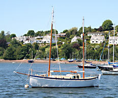 Seniors Cultural Travel - sailing in southwest England