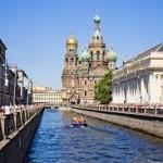 Get to know St. Petersburg.