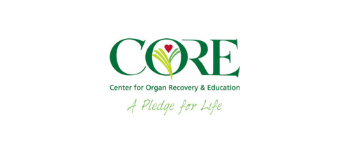 CORE BREAKS ORGAN DONATION RECORD; CREDITS DONORS, HOSPITAL PARTNERS, FOCUS ON EXCELLENCE