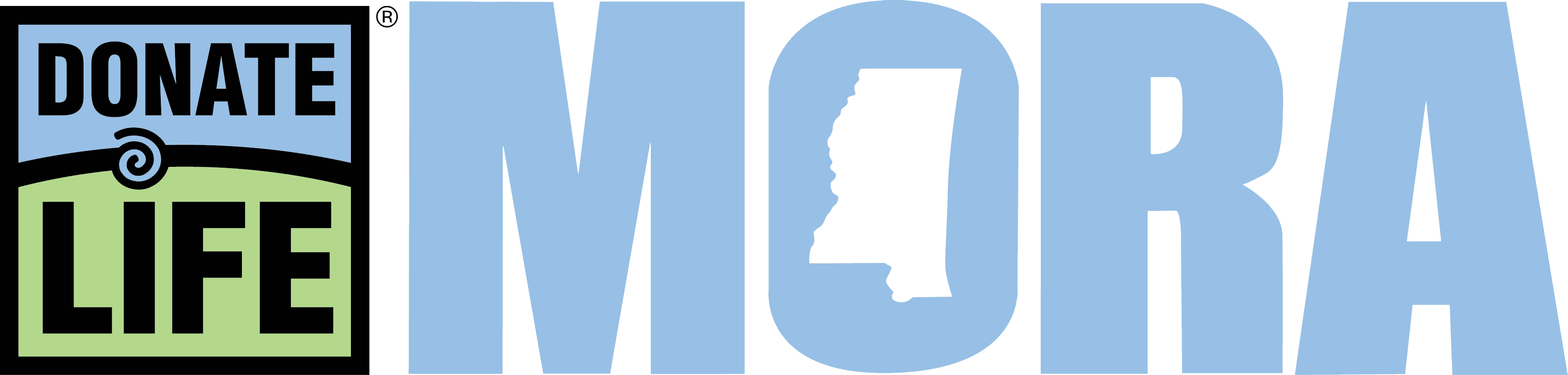 MORA logo - chuck stinson