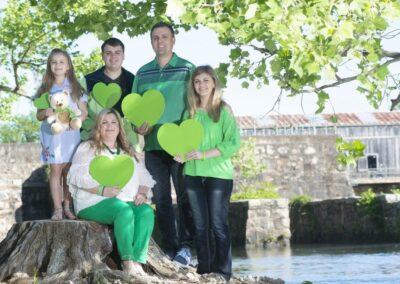 The Bumgardner Family, Donor Family
