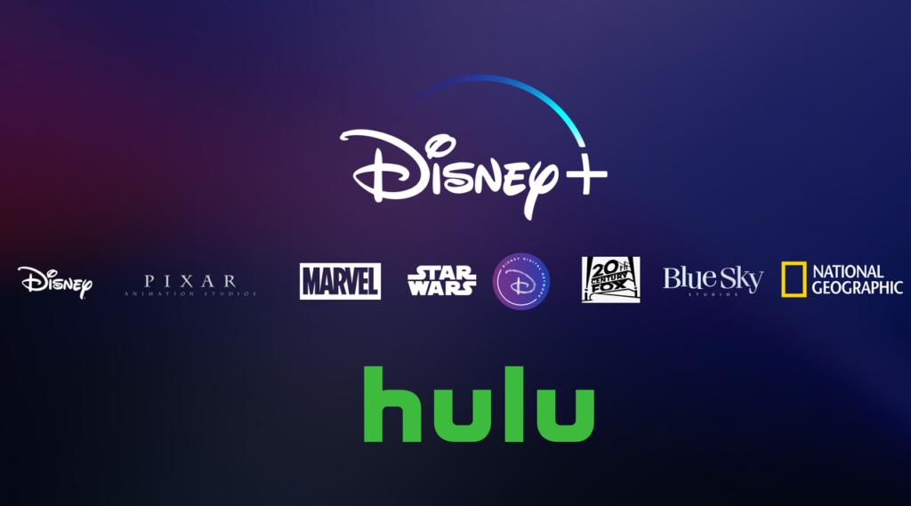 Disney Plus Hulu