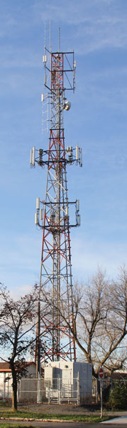 Basestation Tower