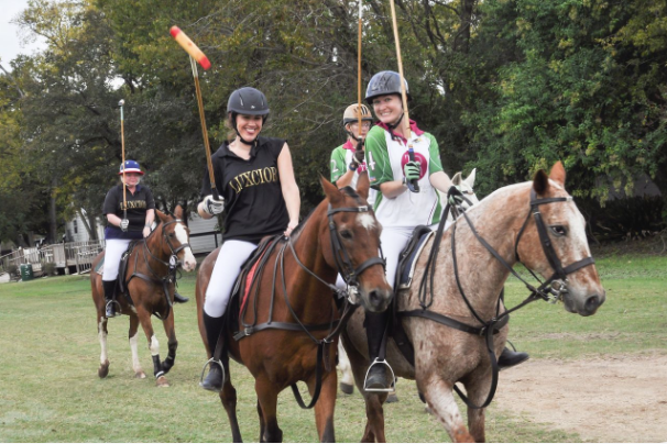 Houston Polo Club, Horse riding