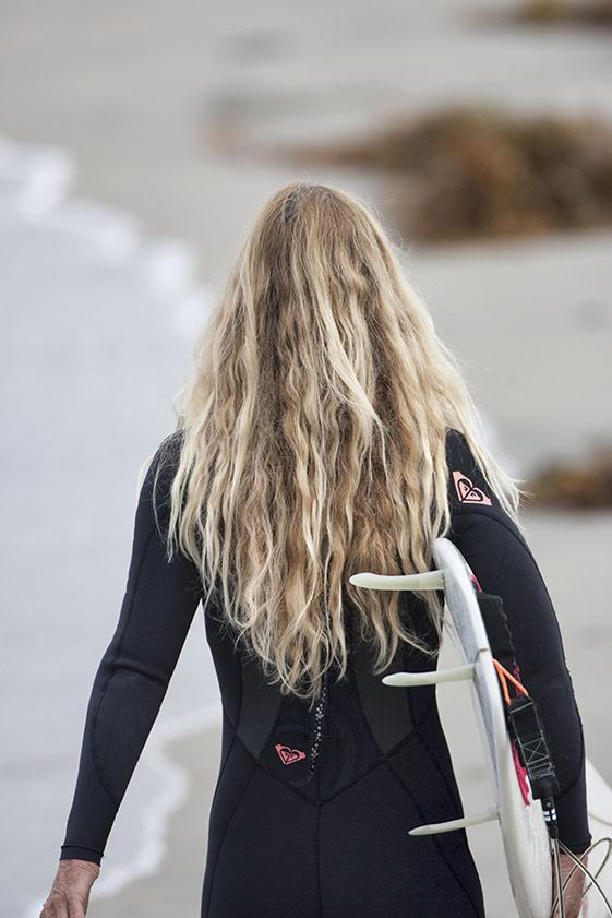 Surfer, Beach hair, California Girl, Catching Waves, Big Swell