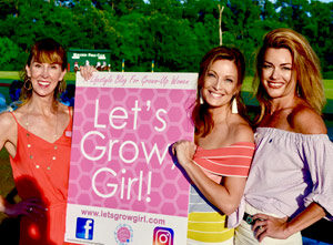 About Let's Grow Girl