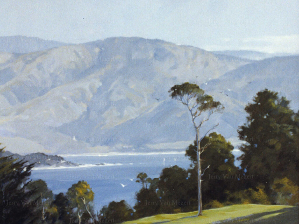 View From Peter Hayes Golf Course (Sold)