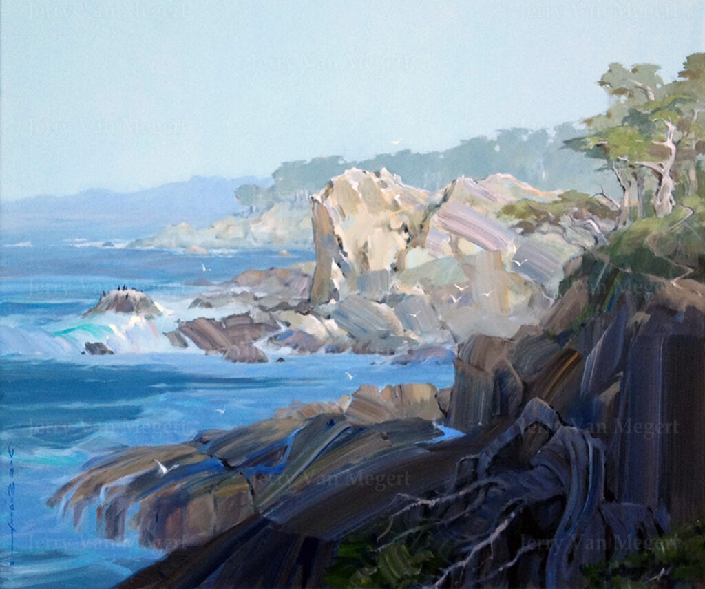 The Rock, Pebble Beach (Sold)