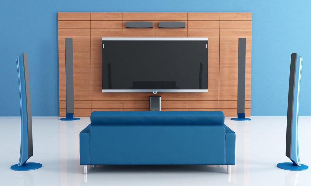 energy saving tv set