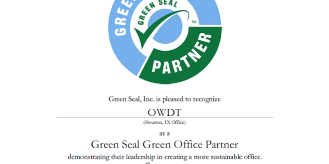 Sustainable Company, OWDT