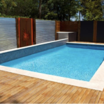 water efficient swimming pool