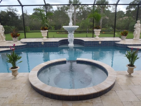 New Pool and Spa Punta Gorda