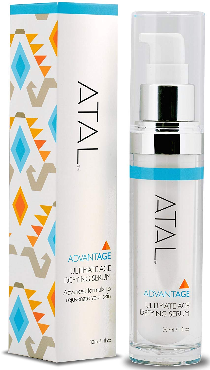 ATAL Advantage Ultimate Age Defying Hyaluronic Acid Serum