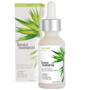 InstaNatural Vitamin C Skin Clearing Serum