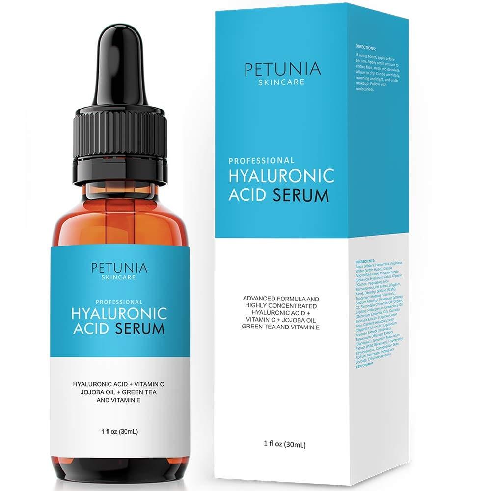 Petunia Skincare Hyaluronic Acid Serum