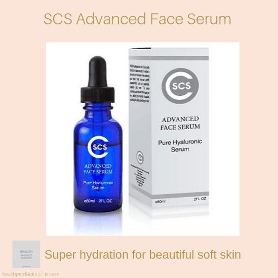 SCS Advanced Face Serum