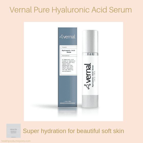 Vernal Pure Hyaluronic Acid Serum