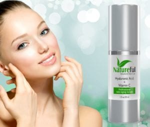 Natureful Advanced Skin Care Hyaluronic Acid Serum