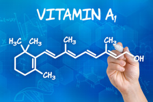 Vitamin A is a powerful antioxidant in hyaluronic acid serums