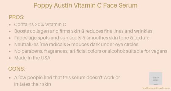 poppy austin vitamin c face serum