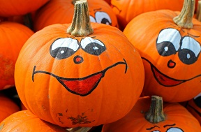 pumpkins are full of potent antioxidants - anti-aging foods