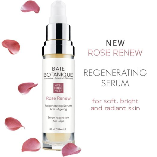 Baie Botanique Rose Renew Hyaluronic Acid Serum