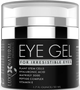 Luxe Natural Products - eye gel