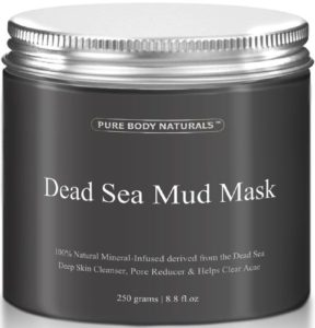 Dead Sea Mud Mask Review - spring skin care